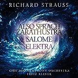 Also Sprach Zarathustra / Elektra / Salome