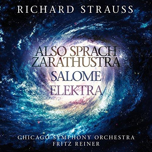 Strauss: Also Sprach Zarathustra/Elektra/Salome