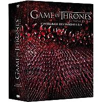 Game of Thrones (Le Trône de Fer) - L'intégrale des saisons 1 à 4 - DVD - HBO