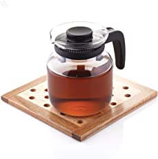Borosil Carafe with Strainer in Lid, 650ml
