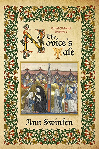 The Novice's Tale (Oxford Medieval Mysteries Book 2) (English Edition)