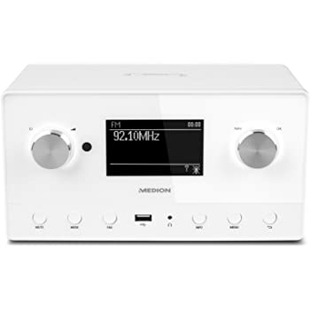 Blaupunkt IRD 30 Internetradio– DAB+-Radio – Digitalradio mit ...