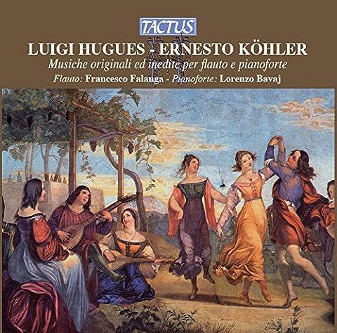 Original-und Unveröffentl.Werke für Flöte &Klavier