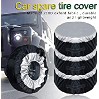 cerchio di scorta per auto Borsa protettiva copriruota pneumatico AutoSunShine