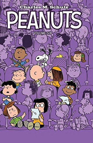 Peanuts Vol. 6 by Charles M Schulz (2015-11-24)