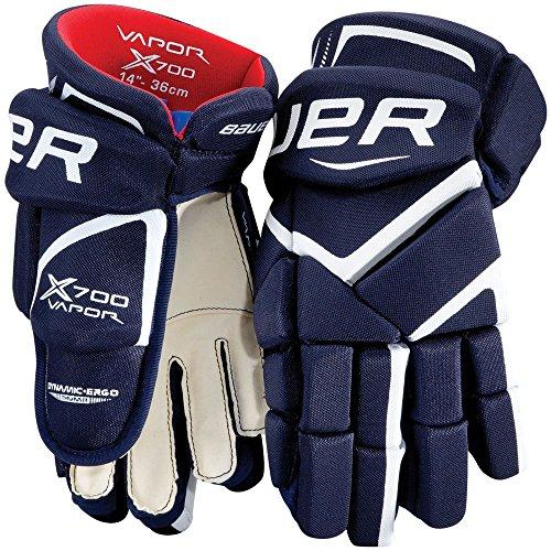 Bauer Vapor X700Hockey Handschuhe–Junior, navy