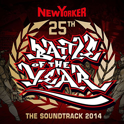 Battle of the Year 2014 - The Soundtrack