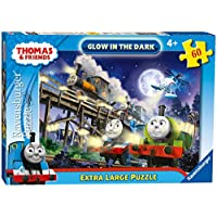 Ravensburger 6905 Thomas & Freunde XXL Puzzle, 60 Teile, leuchtet im Dunkeln