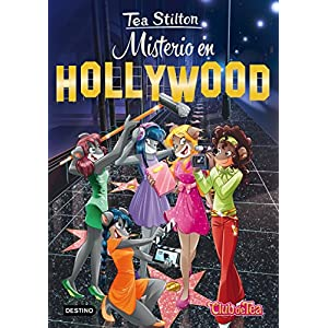Misterio en Hollywood: Tea Stilton 23