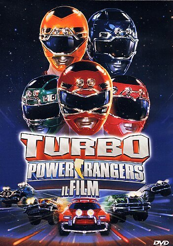 Turbo-Power Rangers Il Film