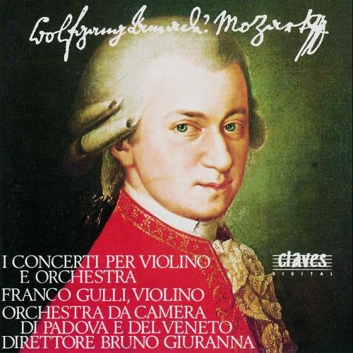 Preisvergleich Produktbild Violinkonzerte 1-5