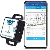 [Bluetooth 5.0 Accelerometer +lutningsmätare] WT901BLECL MPU9250 Högprecisions 9-axlig gyroskop +vinkel (XY 0,05 ° noggrannhe