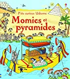 Image de Momies et pyramides - P'tits curieux Usborne