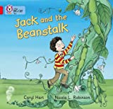 Jack and the Beanstalk: Band 02B/Red B (Collins Big Cat)
