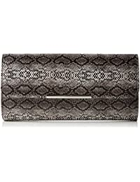 Berydale Damen Clutch in Lack-Optik
