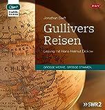 Gullivers Reisen (2 mp3-CDs) - Jonathan Swift