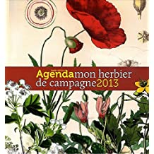 Agenda herbier 2013