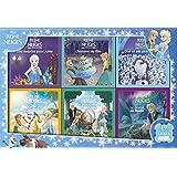 La Reine des Neiges : Coffret 6 histoires + 6 coloriages