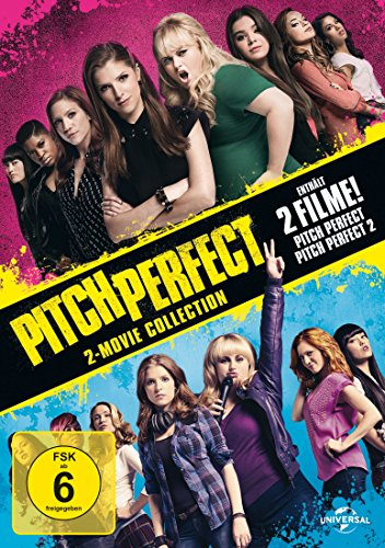 Pitch Perfect 1&2 Box [2 DVDs]