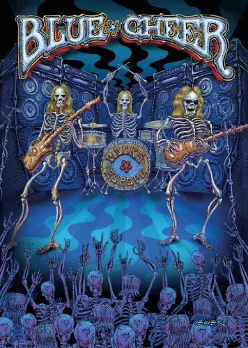 Blue Cheer Rocks Europe (2009)