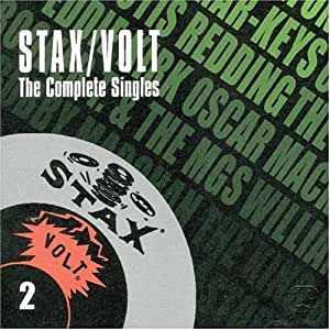 Stax/Volt: The Complete Singles Vol. 2: 1962-1963