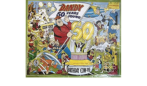 50 YEARS YOUNG 200 PIECE JIGSAW PUZZLE