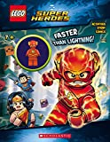 Faster than Lightning! (LEGO DC Comics Super Heroes: Activity...