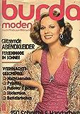 Burda Moden Nr. 11/1976 November/1976 Glitzernde Abendkleider