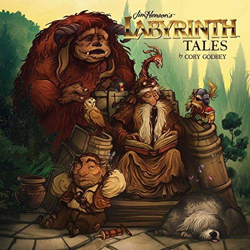 Jim Henson's Labyrinth Tales por Cory Godbey