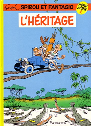 Spirou Hors-Série, tome 1 : L'Héritage