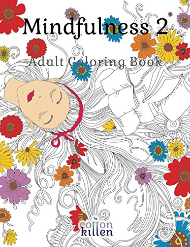 Garden Fencing Designs (Mindfulness 2 - Adult Coloring Book: 49 of the most exquisite designs for a relaxed and joyful coloring time)