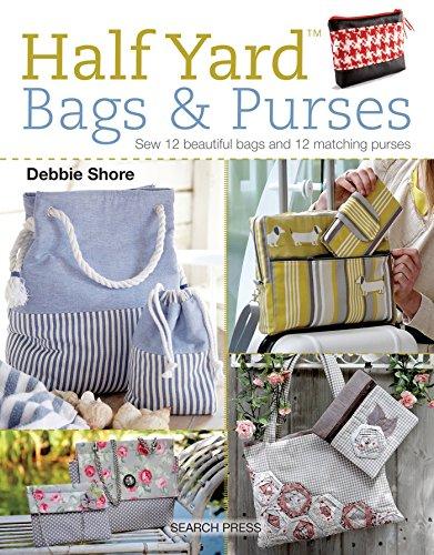 Half Yard (TM) Bags & Purses: Sew 12 beautiful bags and 12 matching purses Tm Monster Plaid