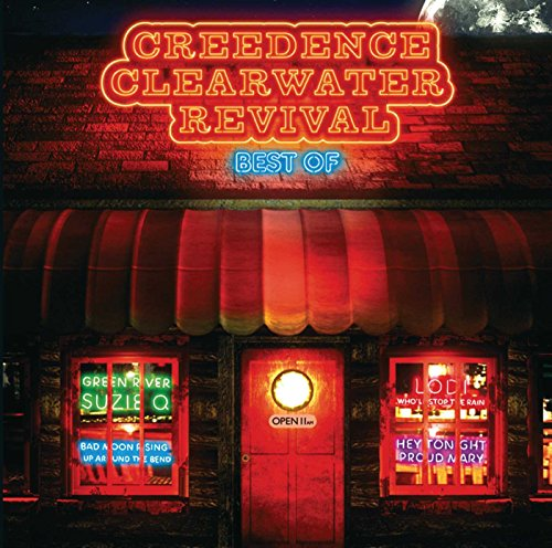 Best of Creedence Clearwater Revival (Old-school-cd)