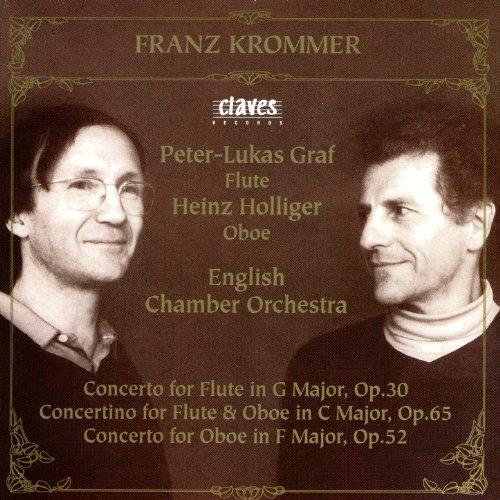 Franz Krommer: Flute & Oboe Concertos