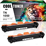 2 Pack Cool Toner Kompatibel für Toner Brother DCP-1510 Laser TN 1050 TN-1050 für Toner Brother DCP 1510 DCP 1512 Toner Laser-Multifunktionsgerät Schwarz