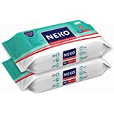 NEKO Germ Protection Wipes 30s Pack   disinfectant wipes   skin friendly   99% protection   travel pack   easy to carry   use