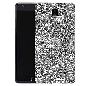 Digione Printed Crystal Series II Case Transparent PC Hard Cover Case For OnePlus Three OnePlus 3 A0003 Ultra Thin Phone Cases Limited Edition