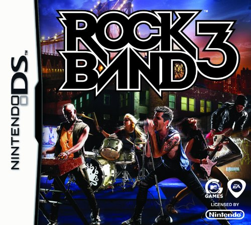 Rock Band 3 (Ds 3 Band Rock)