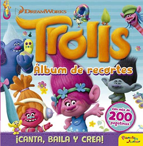 Trolls. Álbum de recortes (Dreamworks. Trolls) por Dreamworks