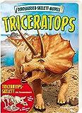 Dino Modell. Triceratops zum Basteln für Kinder: Für Fossilienjäger ab 6 Jahren