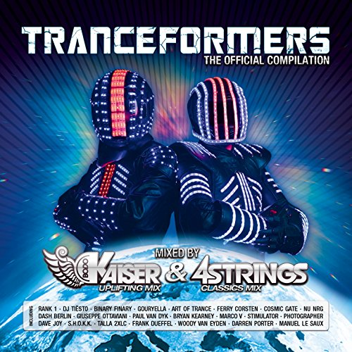 Tranceformers (Mixed by Bodo K...