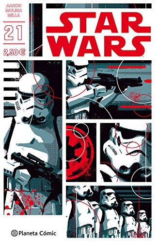 Star Wars nº 21 (Star Wars: Cómics Grapa Marvel) por Jason Aaron