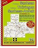 Doktor Barthel Atlas, Freistaat Sachsen, Freistaat Thüringen, Sachsen-Anhalt -