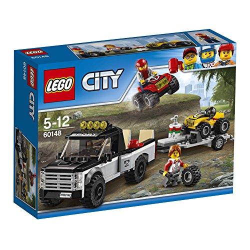 Preisvergleich Produktbild Lego City 60148 Quad-Rennteam