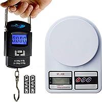 SKADIOO Weight Machine | Weighing scale, Digital Weight Machine, Weight Machine for Home Kitchen & Shop, Multipurpose…