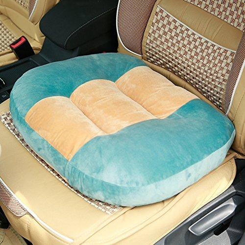 xinping Chair Pads Galette de Chaise Coussin Chaise Coussin de siège de Voiture d'ameublement, C, 45x36cm(18x14inch)