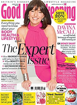 Good Housekeeping UK: Amazon co uk: Kindle Store