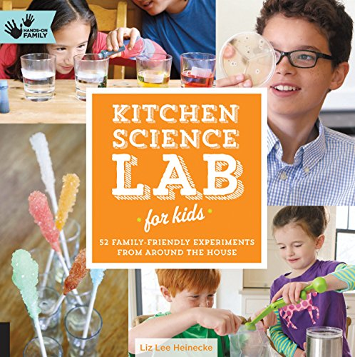 Kitchen Science Lab for Kids (Hands-on Family) (Chemie-science-projekte)