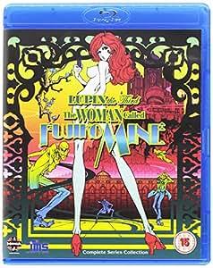 Lupin the Third: The Woman Called Fujiko Mine [Blu-ray]