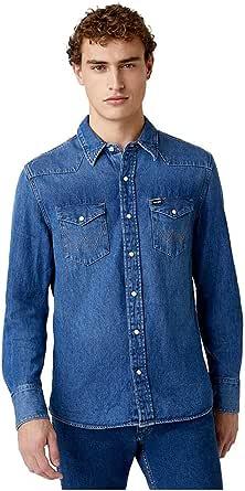 Wrangler Men's Icons Straight Jacket